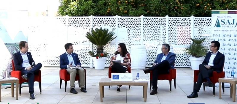 Andalucía desarrolla para toda Europa herramientas y actuaciones que potencian la capacidad mitigadora del suelo como…