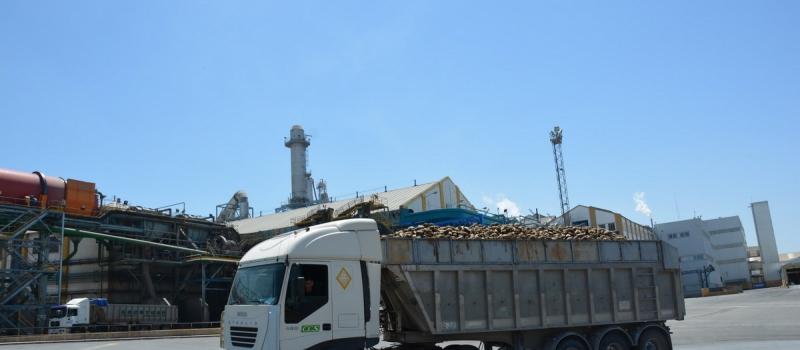 Finaliza la campaña remolachera andaluza con 477.500 toneladas recogidas de remolacha líquida