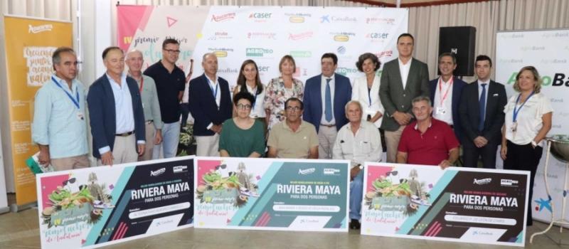 Entregados los premios al 'Mejor Remolachero de Andalucía 2019'