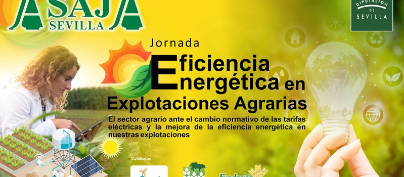 Mejorar la eficiencia energética en las explotaciones agrarias, un nuevo reto para el agricultor