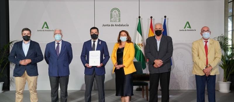 Andalucía reafirma su unidad en defensa de la PAC